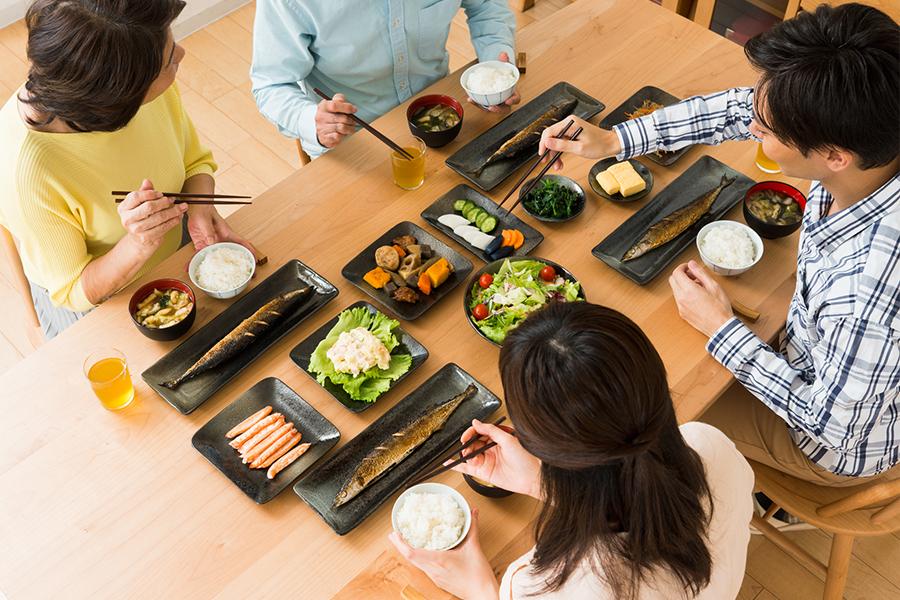体の健康は食事から